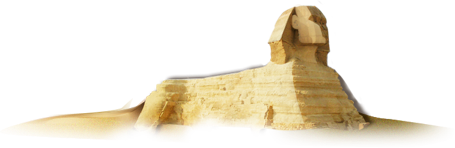 Egyptian Sphinx PNG-PlusPNG.com-455 - Egyptian Sphinx PNG
