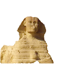 . PlusPng.com 1456572818.png PlusPng.com  - Egyptian Sphinx PNG