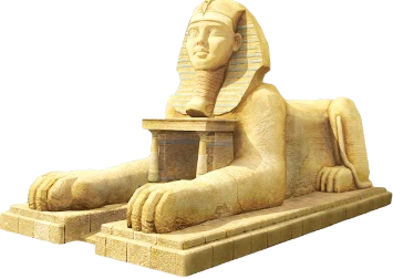 File:HO MRoom Sphinx-icon.png - Egyptian Sphinx PNG