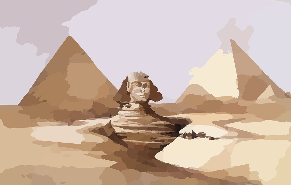 Egyptian Sphinx PNG - 86415