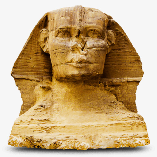 Sphinx, Egypt, Product Object Free PNG Image - Egyptian Sphinx PNG