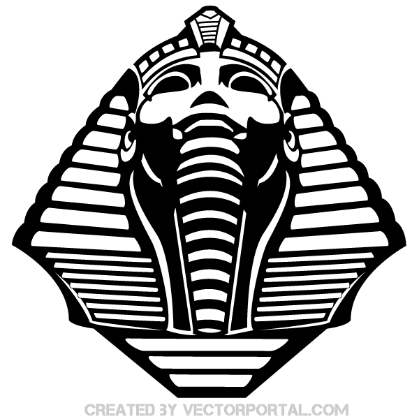 Vector graphics of Egyptian sphinx. - Egyptian Sphinx PNG