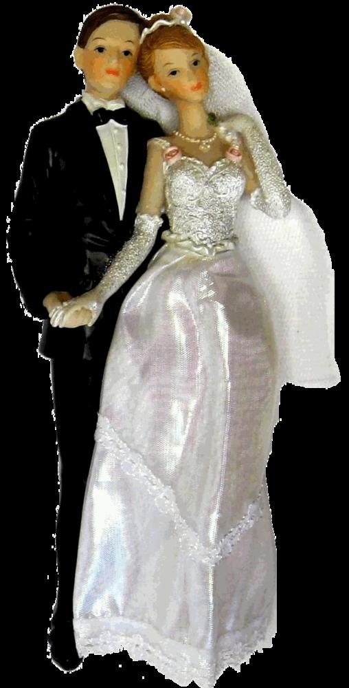 Ein Ehepaar feiert Goldene Ho