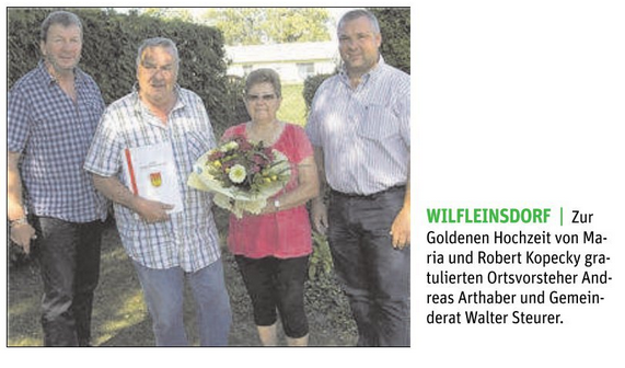 GR Walter Steurer wünschte d