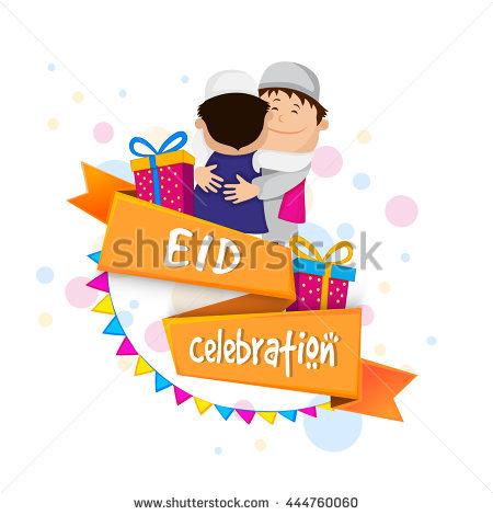 Eid Celebration For Kids PNG - 133974