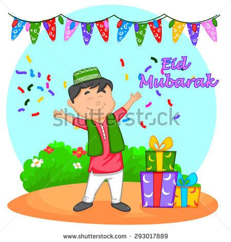 Eid Celebration For Kids PNG - 133971