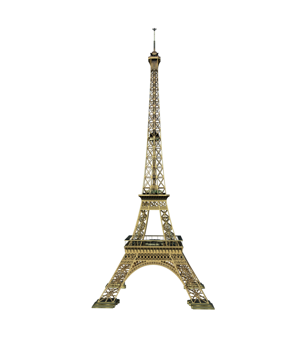 Eiffel Tower PNG - 17036