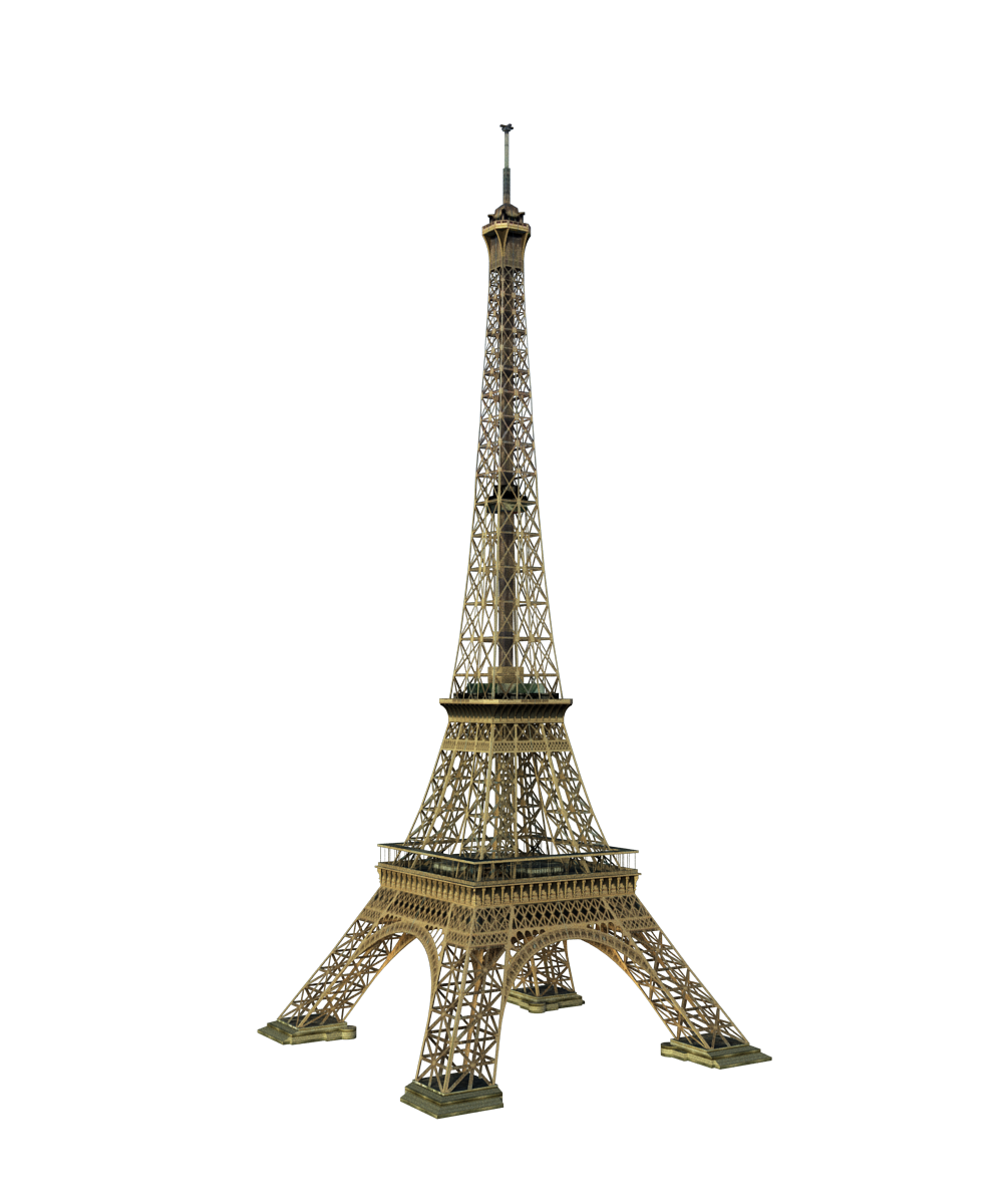 Eiffel Tower PNG - 17035