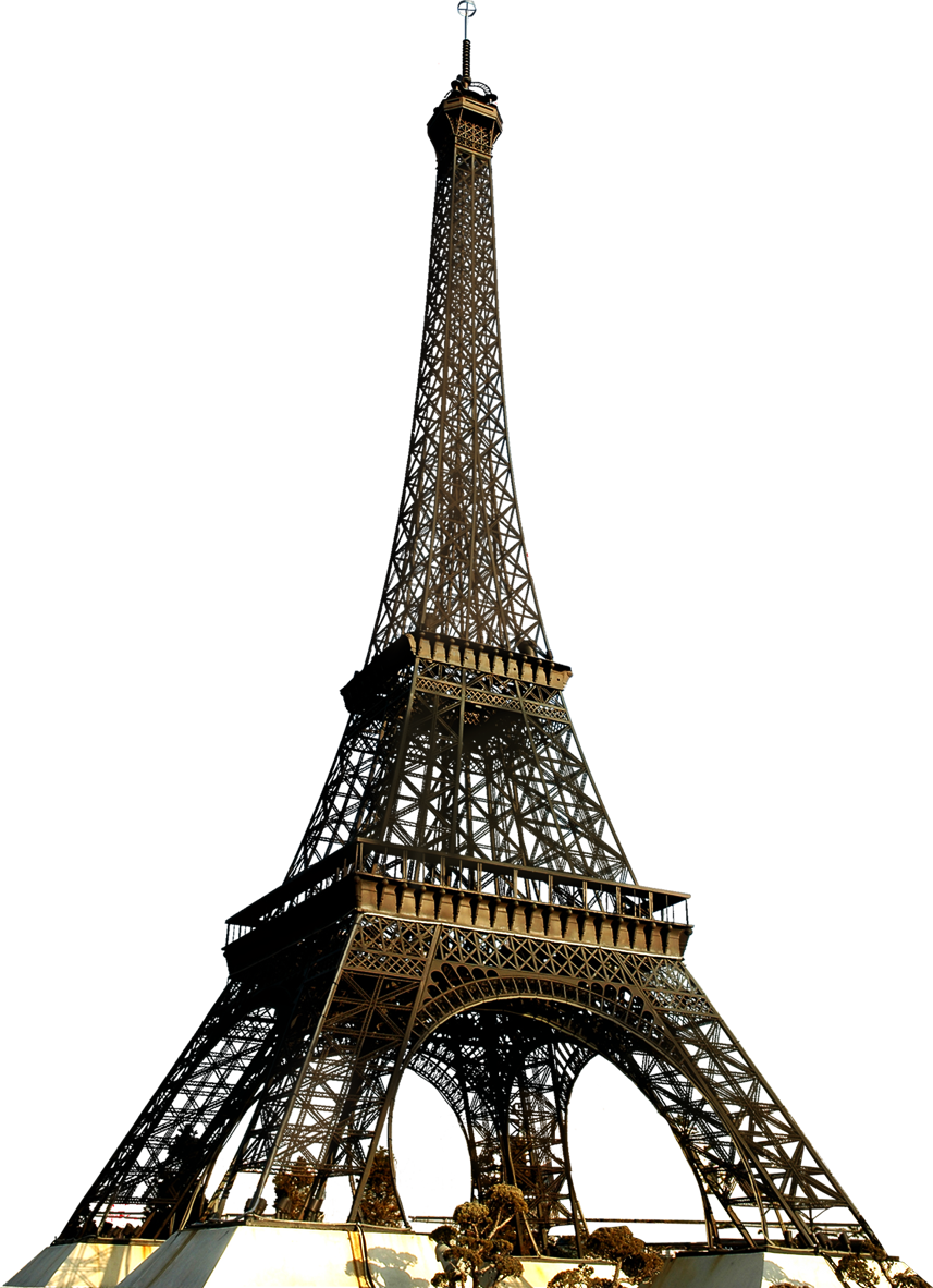 Eiffel Tower PNG - 17017