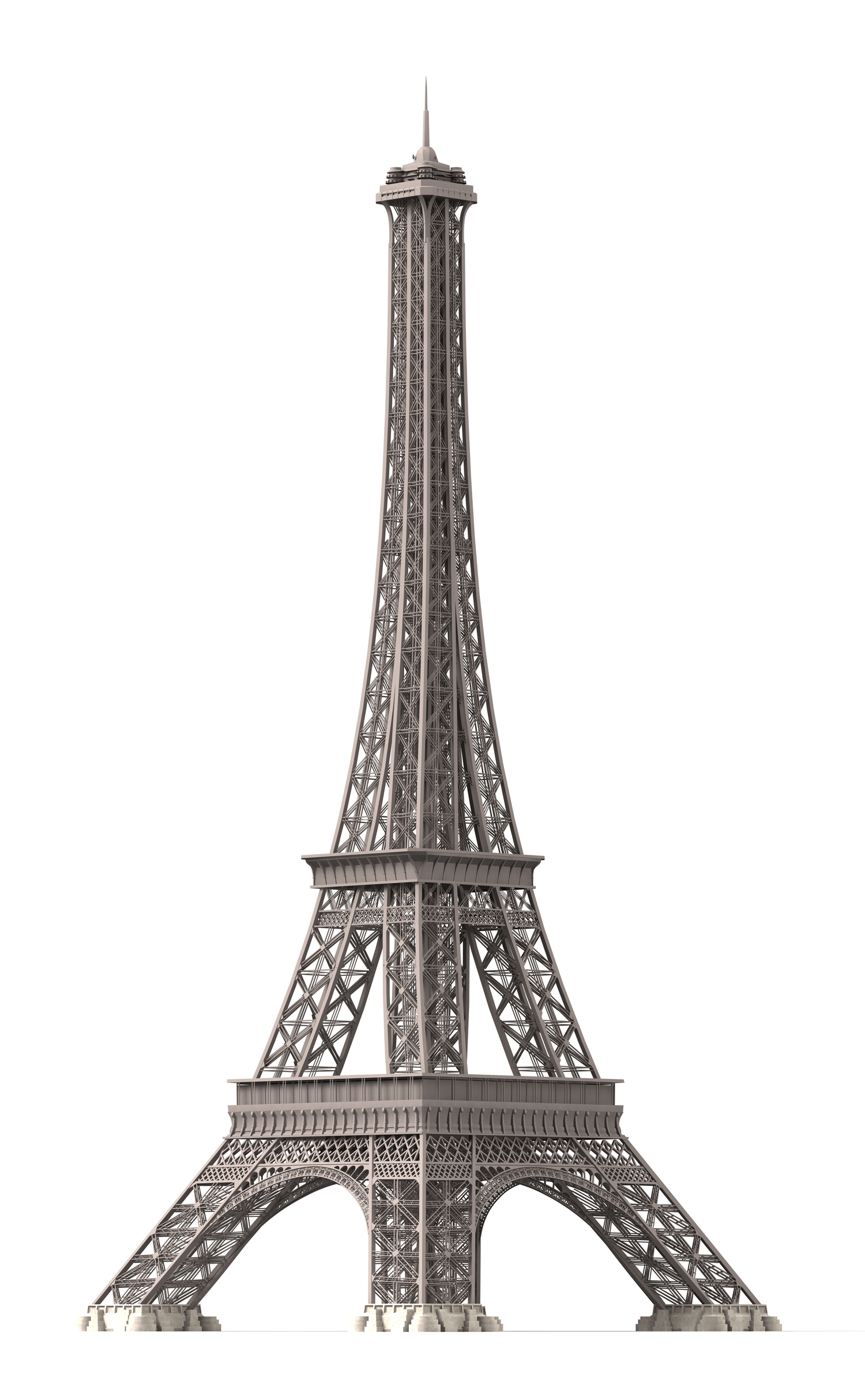 Eiffel Tower PNG - 17038