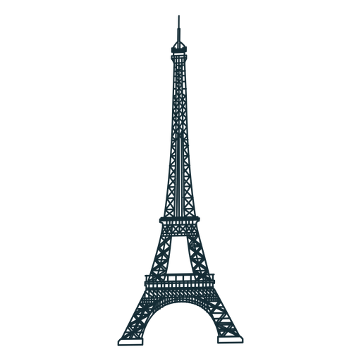 Eiffel tower cartoon png - Eiffel Tower PNG