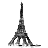 Eiffel Tower PNG - 17030