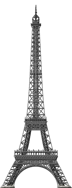 Eiffel Tower PNG - 17028
