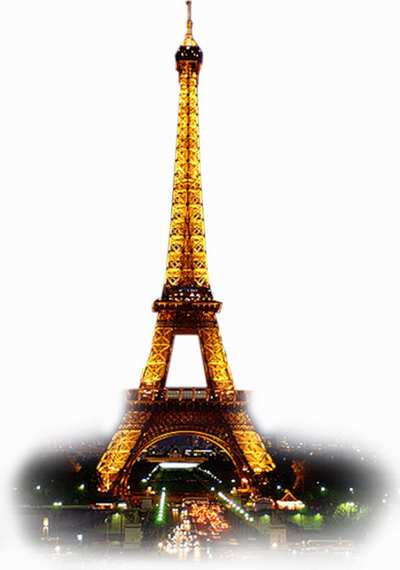 Eiffel Tower PNG - 17029