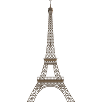 Eiffel Tower PNG - 17021