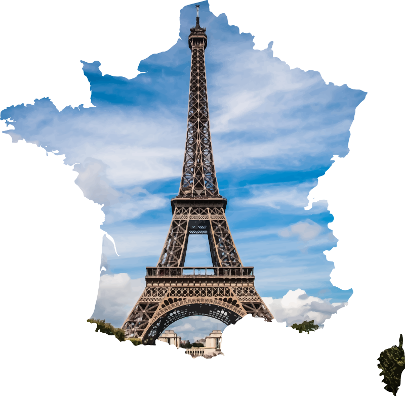Eiffel Tower PNG - 17027