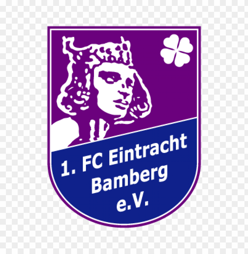 1. Fc Eintracht Bamberg Vector Logo | Toppng - Eintracht Logo PNG