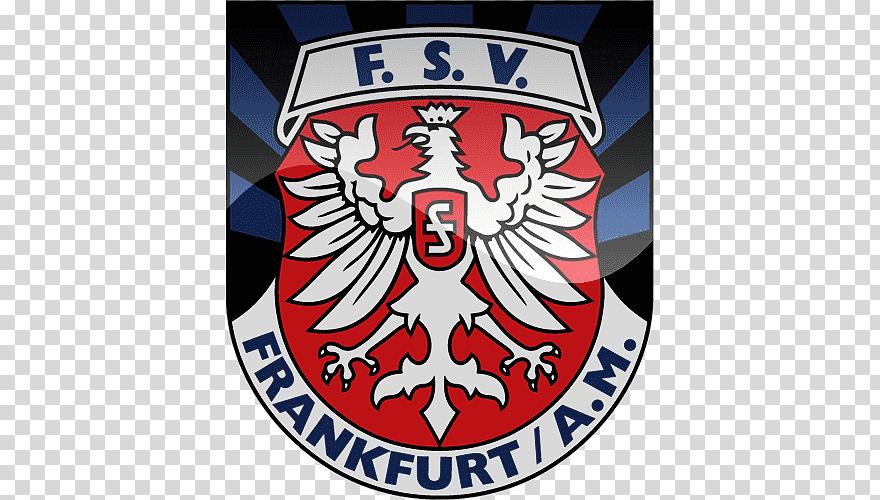 Fsv Frankfurt Eintracht Frankfurt 2. Bundesliga, Football, Emblem Pluspng.com  - Eintracht Logo PNG