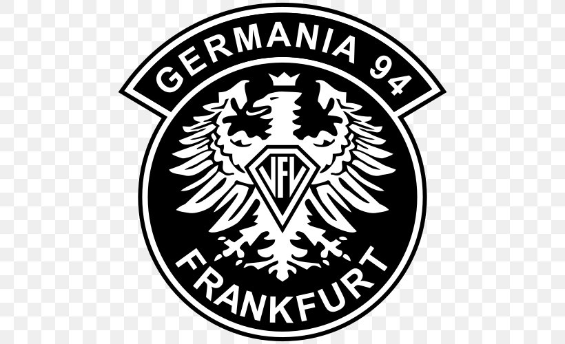 Vfl Germania 1894 Eintracht Frankfurt Frankfurter Fc Victoria 1899 Pluspng.com  - Eintracht Logo PNG
