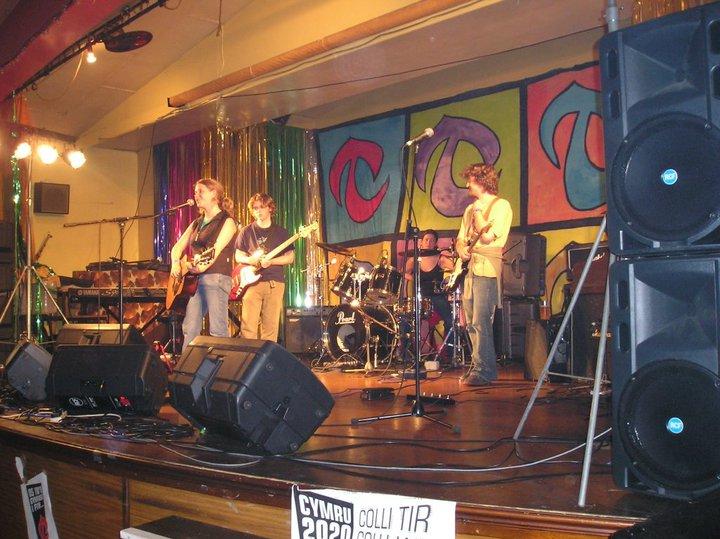 Cymdeithas yr Iaith Gig - Eisteddfod PNG