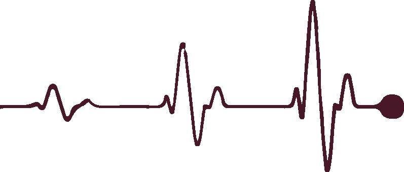 Ekg Heart Beat Clipart - Ekg PNG