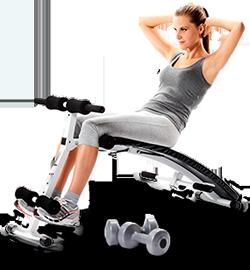 Espacios adecuados para el fortalecimiento físico del cuerpo. Estos están  conformados por zonas para el desarrollo de la fuerza, la flexibilidad, PlusPng.com  - El Gimnasio PNG