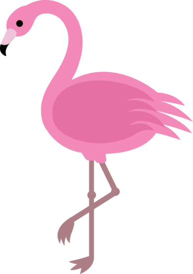 Elegant Pink Flamingo Clip Art More - Flamingo PNG
