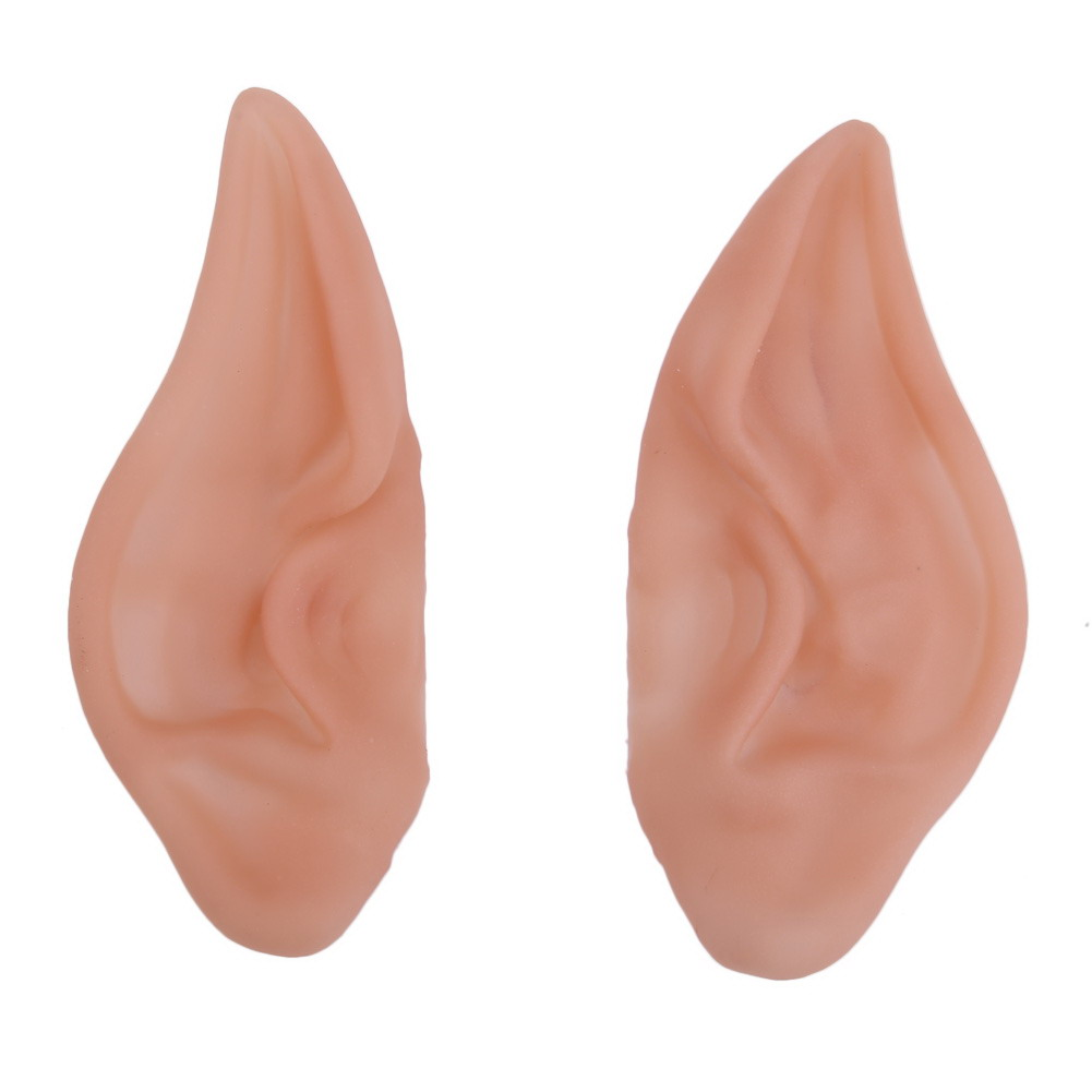 Aliexpress pluspng.com : Buy 1 Pair Latex Fairy Pixie Elf Ears Cosplay Accessories  Halloween Party Soft Pointed Prosthetic Ear Hobbit the Lord of the Rings  from PlusPng.com  - Elf Ears PNG