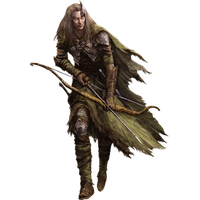 Elf Girl Transparent PNG Clip