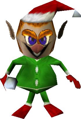 Evil Elf.png - Elf PNG