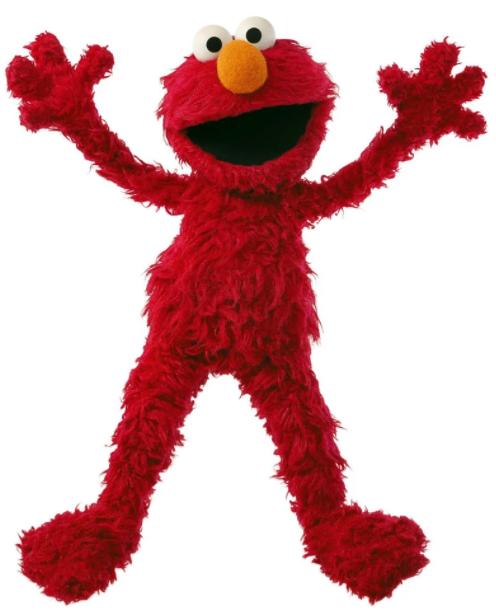 Elmo PNG HD - 136495