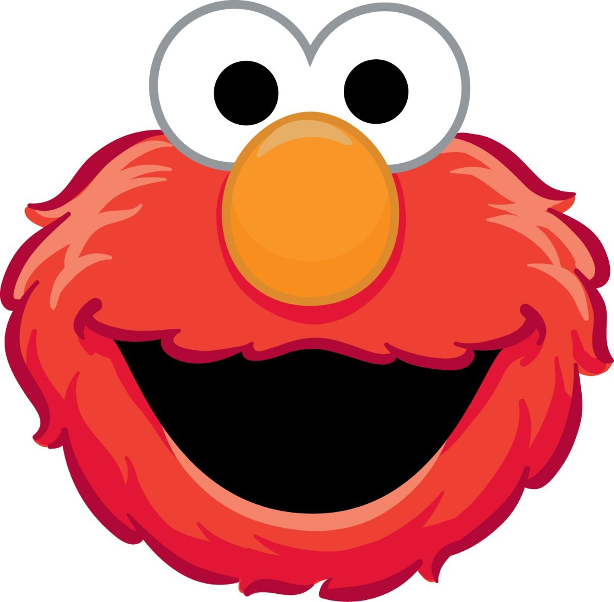 Elmo PNG HD - 136494