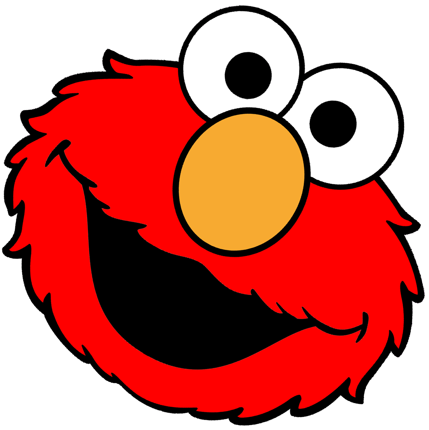 Elmo PNG HD