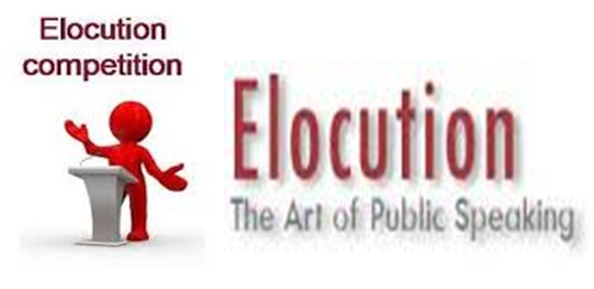 Elocution Competition PNG