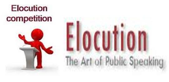 elocution