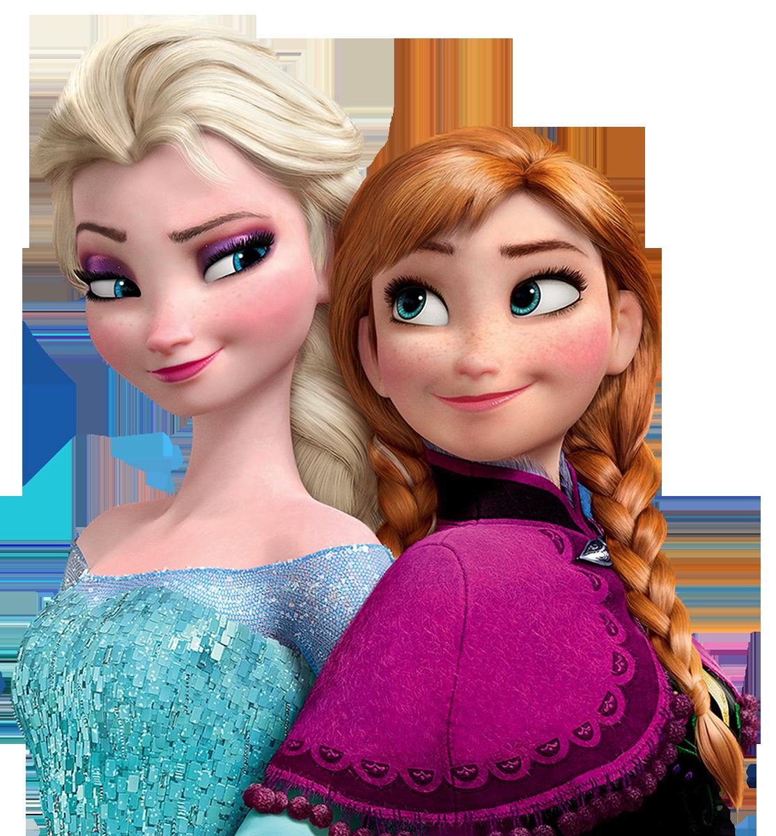 frozen,png,png,anna,elsa,frozen,movie,filme, - Elsa And Anna PNG