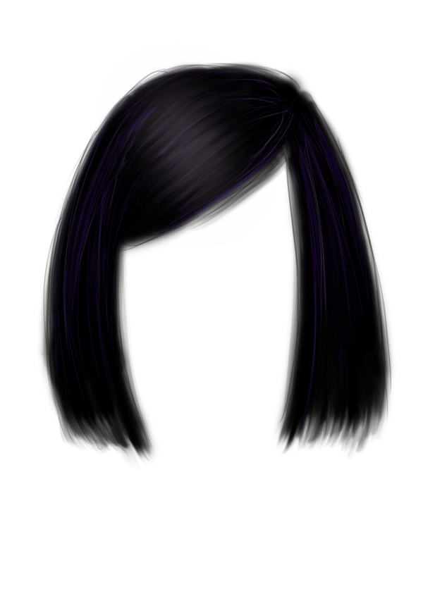Download PNG image - Hair Png - Elvis Hair PNG