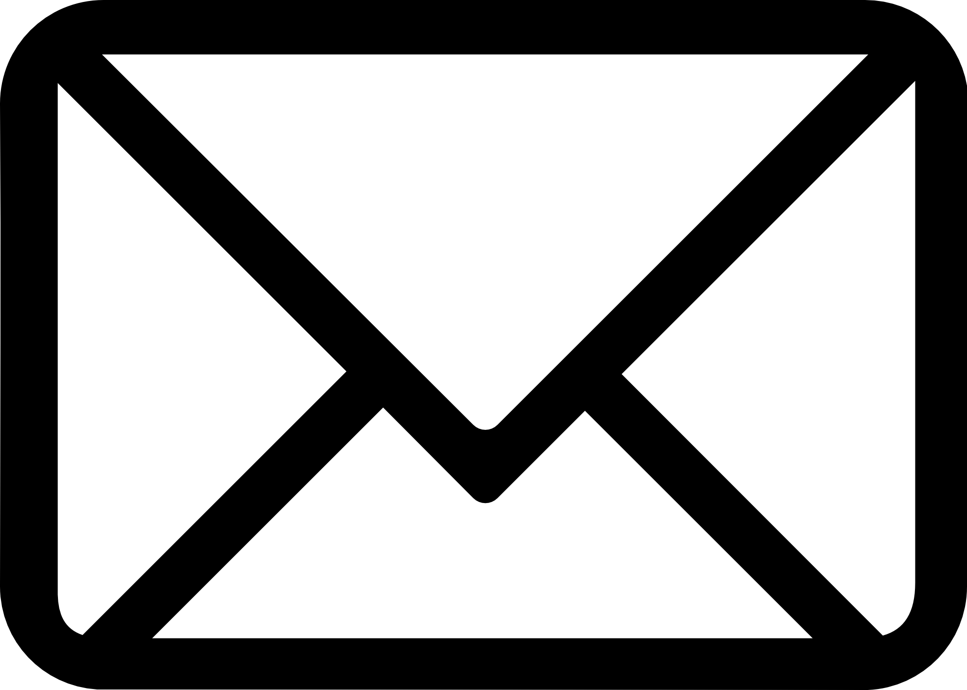 Best HD Mail Icon Transparent Vector File Free - Email HD PNG