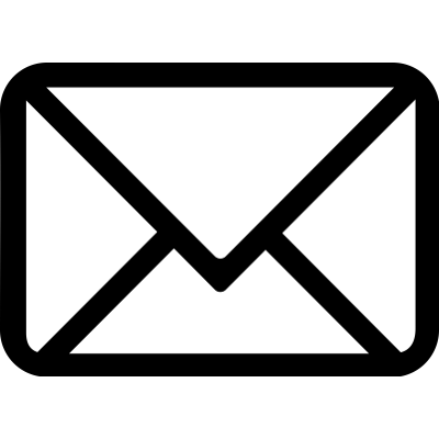 Email Icon Large Envelope - Email HD PNG