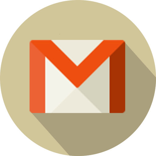 circle, email, gmail, logo, mail, material icon. Download PNG - Email Icon PNG
