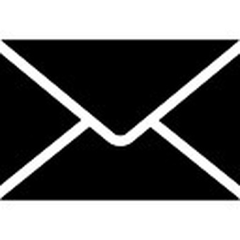 Email filled closed envelope - Email Icon PNG