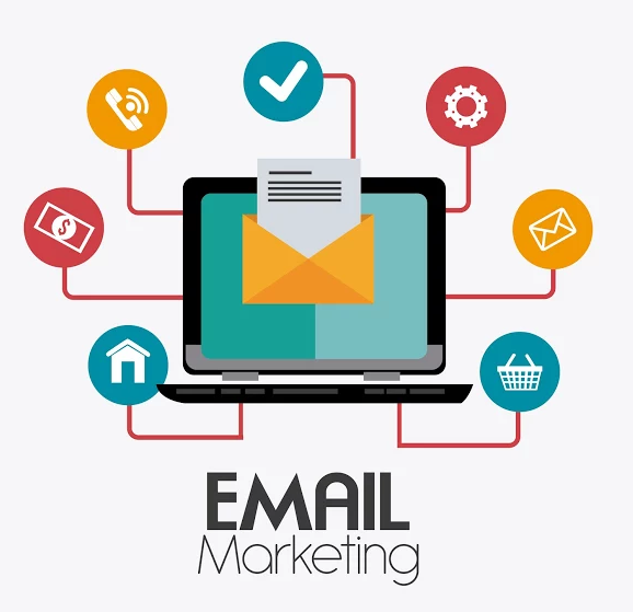 Email Marketing PNG - 9750