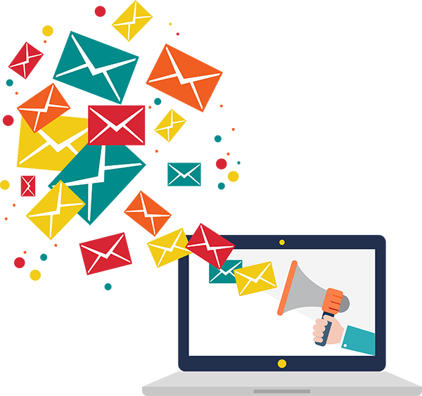 Email Marketing PNG - 9755