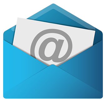 Blue Email Png PNG Image - Email PNG