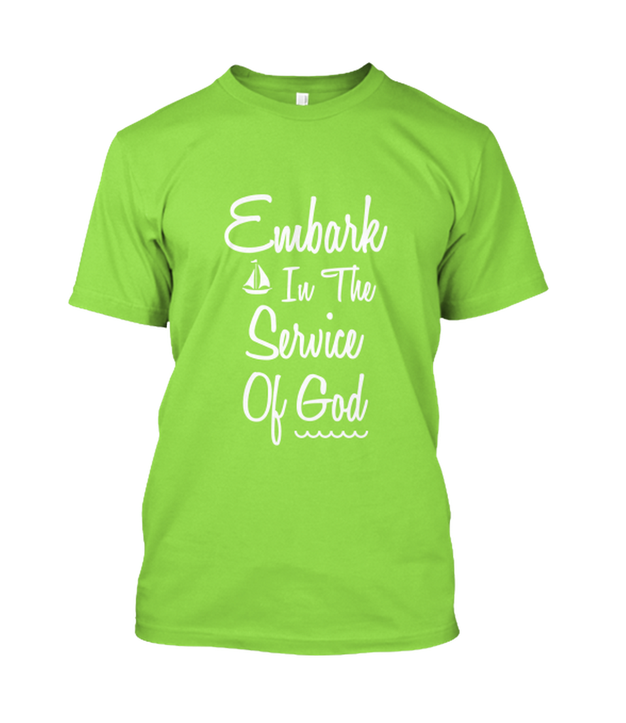 Embark In The Service - Embark In The Service Of God PNG