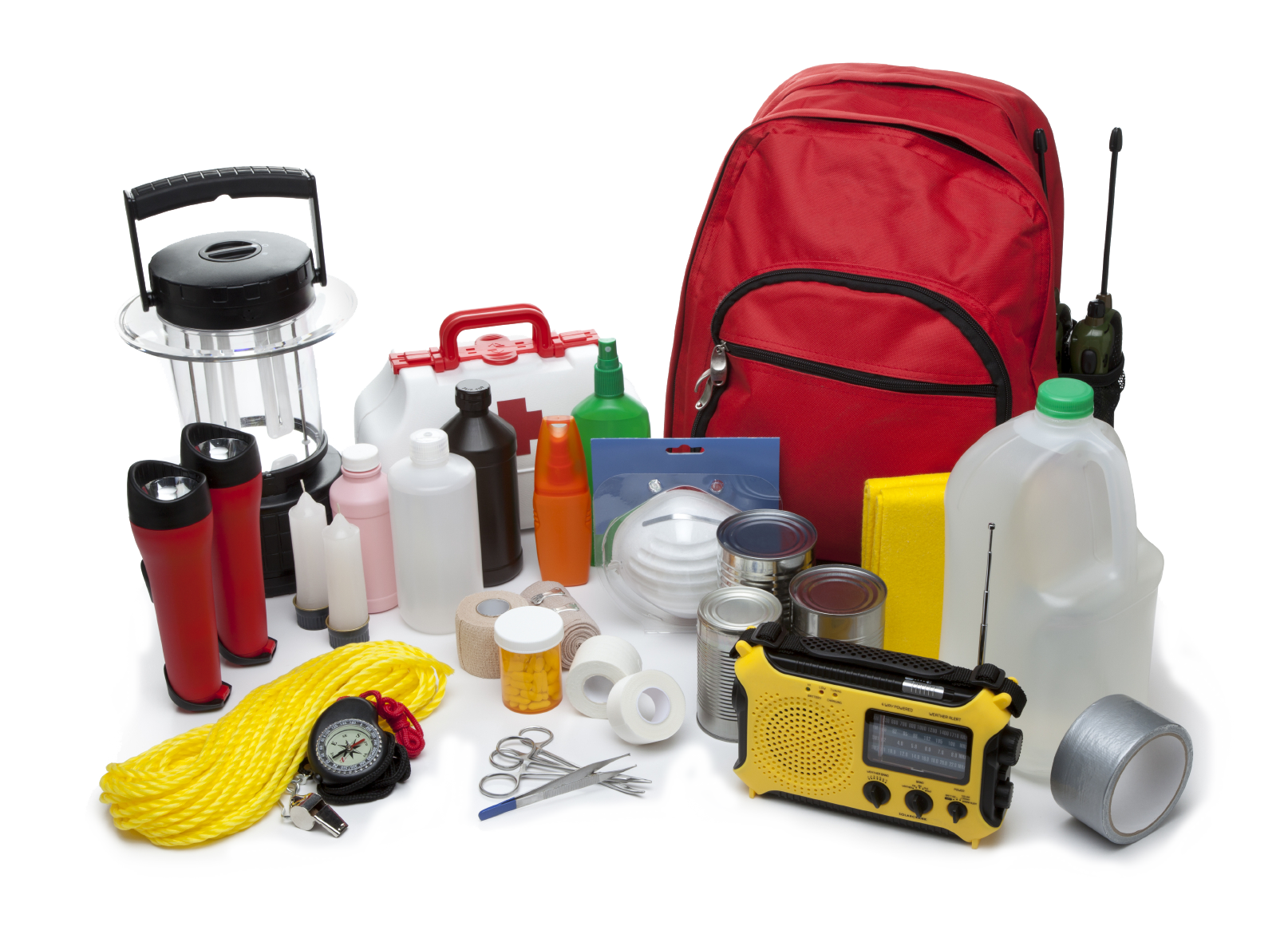 Emergency Kit PNG - 88986