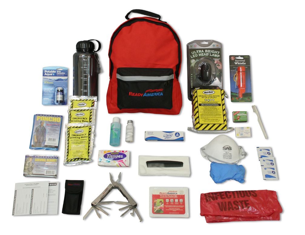 Emergency Kit PNG - 88991