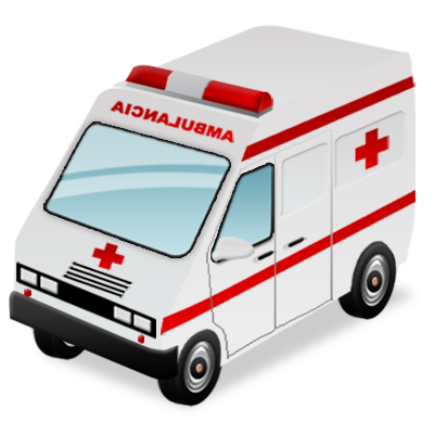 ambulance, emergency icon. Download PNG - Emergency Vehicles PNG