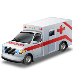 Ambulance, vehicle, Car, transportation, emergency, doctor, Automobile,  transport icon - Emergency Vehicles PNG