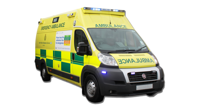 Premier Hazard offers a range of ambulance specific products for both  vehicle builders and ambulance services. The range includes LED scene  lighting, PlusPng.com  - Emergency Vehicles PNG
